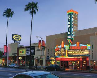 Studio City, California