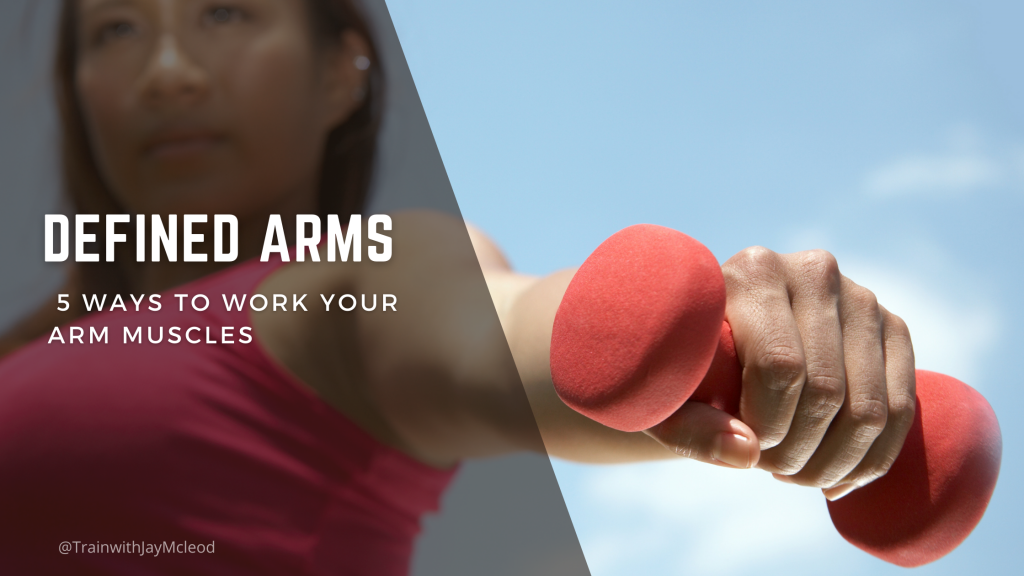 Work Your Arm Muscles | Personal Training in Bel Air, CA
