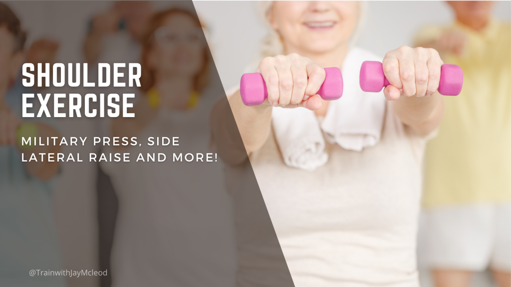 7 Must-Do Shoulder Exercises | Personal Training Bel Air, California