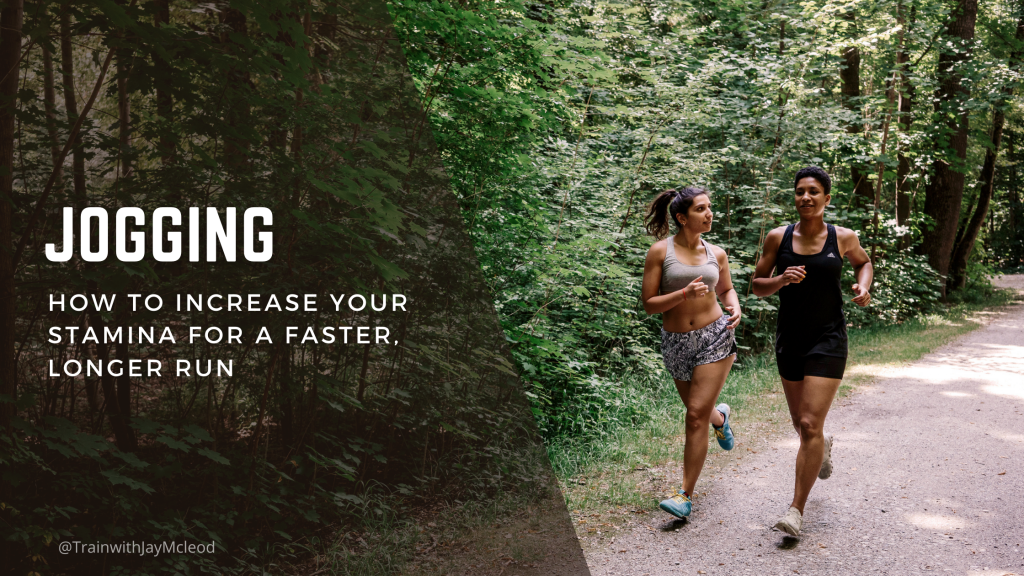 Jogging: Increase Your Stamina | Personal Training in Beverly Hills