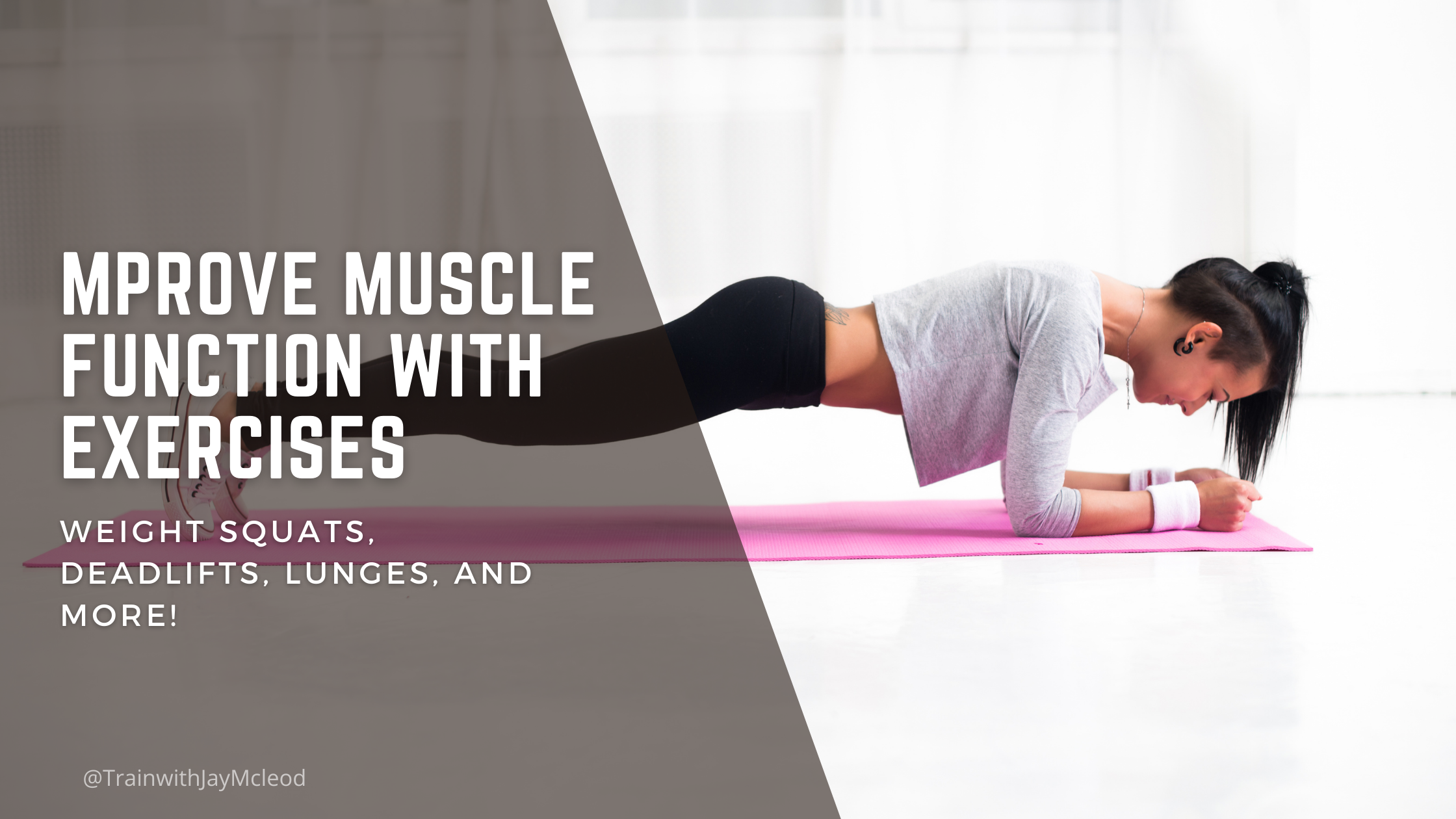 Improve Muscle Function with Exercise   Personal Training in Beverly Hills